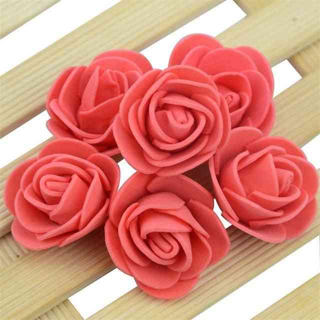 Polystyrene Styrofoam Foam Ball Ornament For Diy Party Decoration, Wedding, New Year, Valentines Day