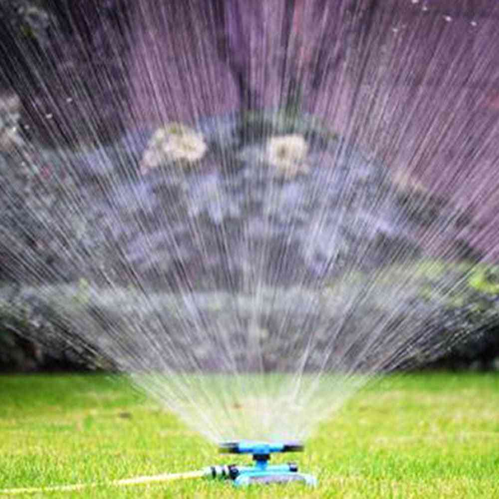 360 Degree, Automatic And Rotating Garden Sprinklers