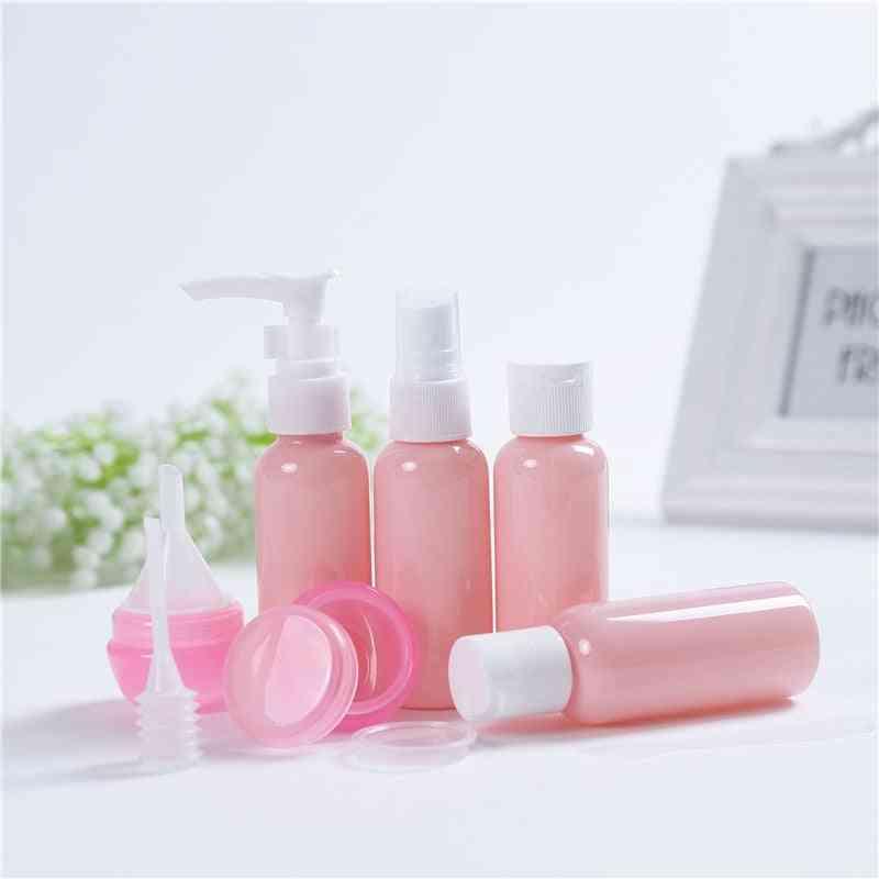 Portable Soap Dispenser, Hand Sanitize Bottle Set