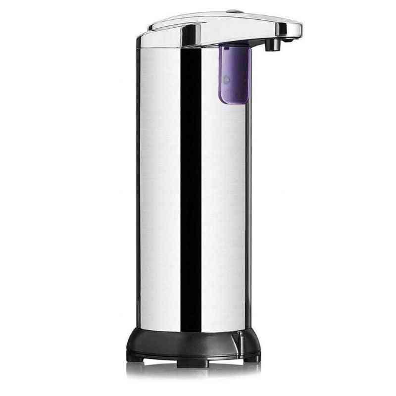 Automatic Stainless Steel Soap Dispenser - Electric Infrared Sensor Soap Dispenser