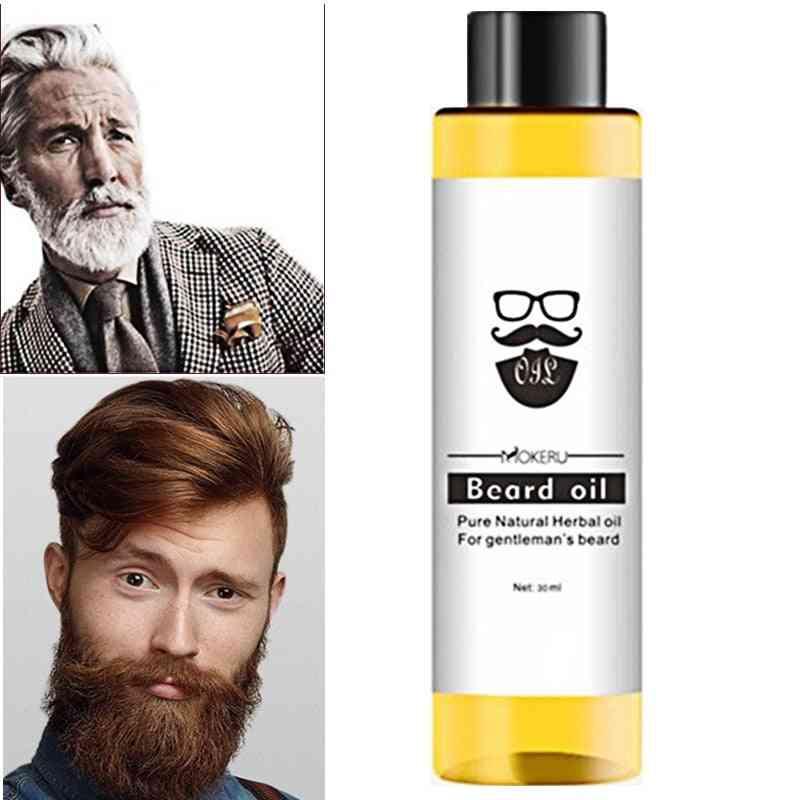 Organic Beard Oil - Beard Growth