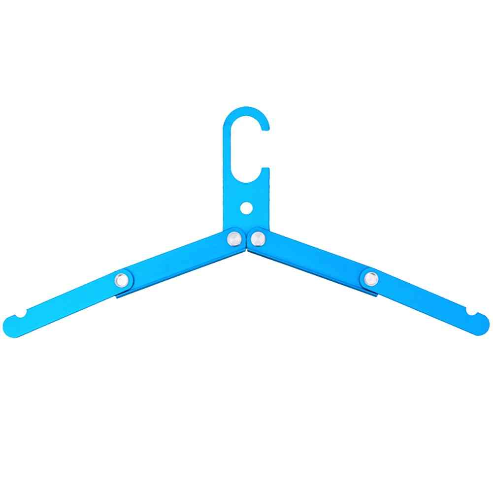 Multifunctional, Portable, Non Slip And Foldable Clothes Hanger