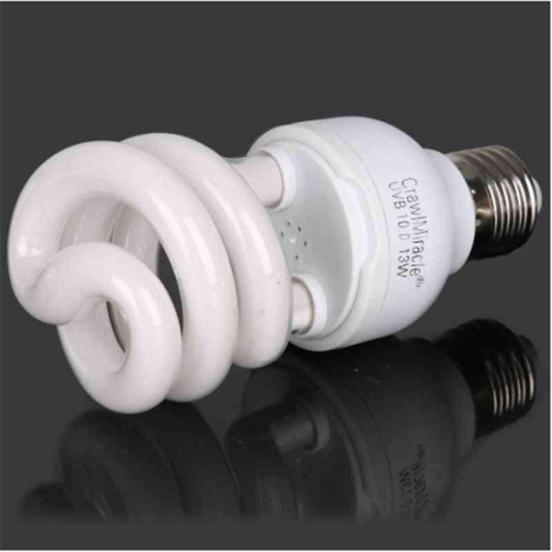 Newly Hot Reptile Light Bulb - Energy Saving Glow Lamps For Vivarium Terrarium Tortoise
