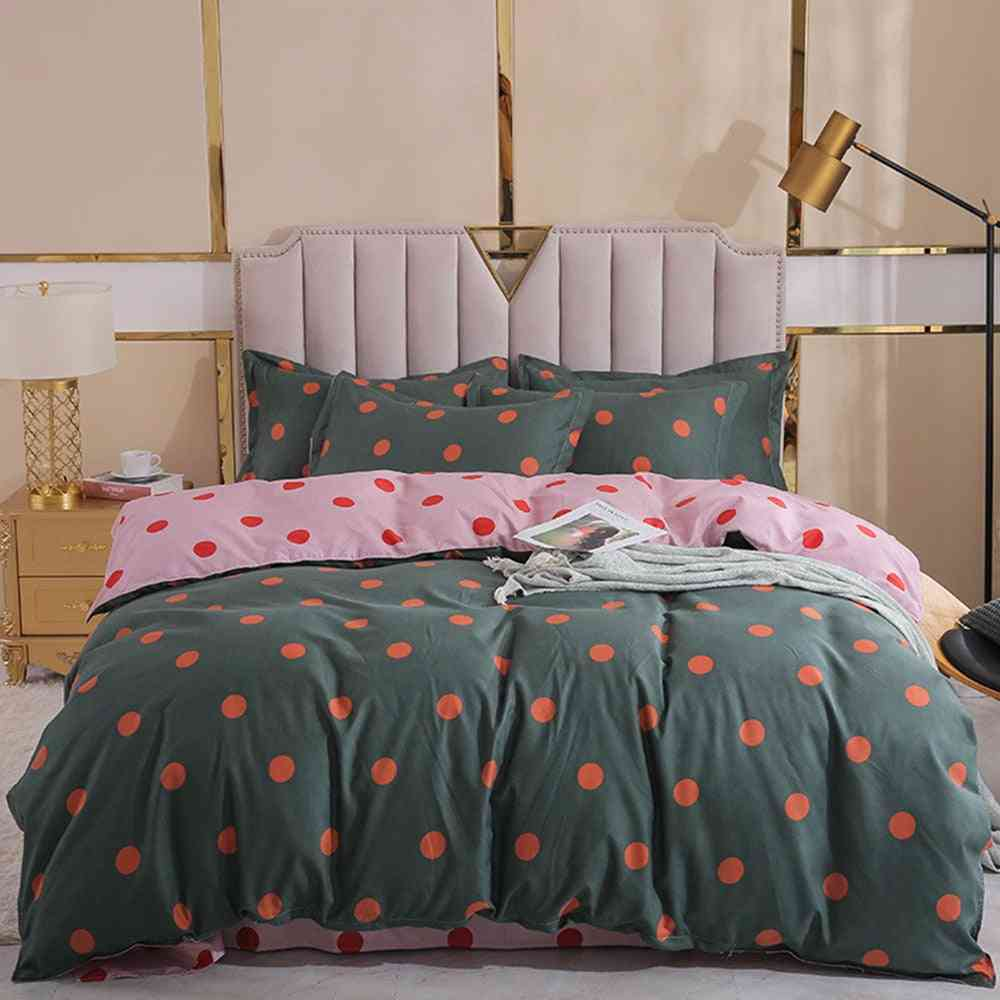Comforter, Quilt Covers For Single And Double Bed - Cotton Bedding Sets With Pillowcases