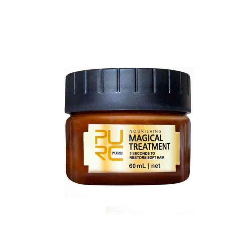 Hair Treatment Conditioner - Repair Damage Hair And Smoothing, Straightening Hair