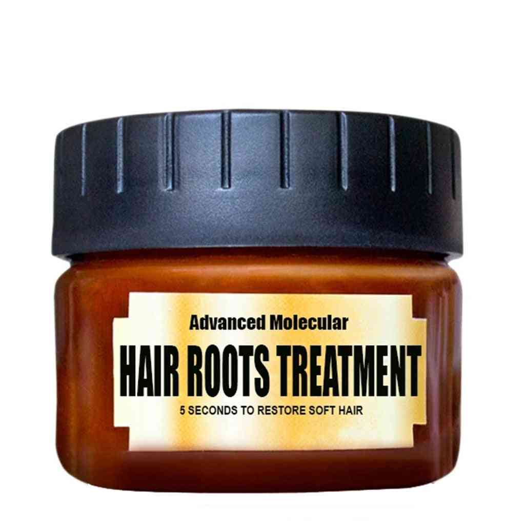 Hair Conditioner Treatment Mask - 5 Seconds Repairs Damage, Hair Root, Hair Tonic