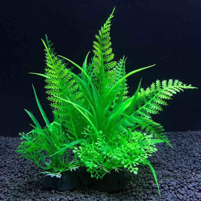 Artificial Plants Aquarium Decor Water Weeds Ornament Plants