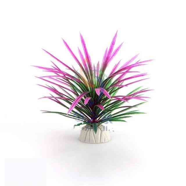 Aquarium Decorative Simulation, Artificial Daffodil Plant Environmental Protection Materials