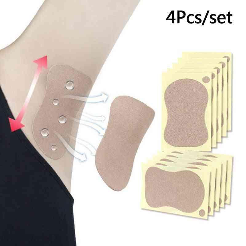 Adhesive Antiperspirant Underarm Sweat Absorbent Pad Stickers