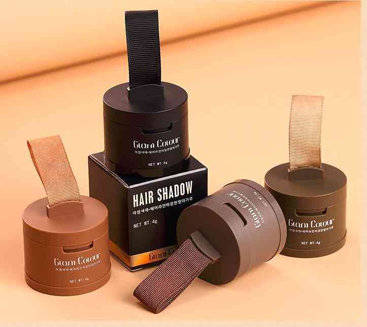 Hair Color Powder- Instant Concealer, Root Cover Up Shadow
