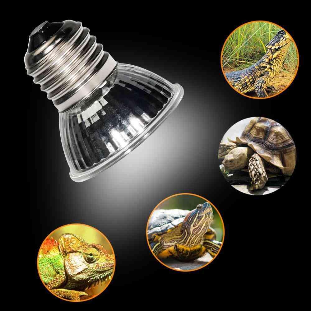 Uva+uvb 3.0, Full Spectrum Sunlamp-basking Light For Reptiles