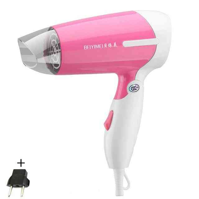 Mini Foldable Hair Dryer, Blower For Travel, Household - Electric Hair Blow Dryer
