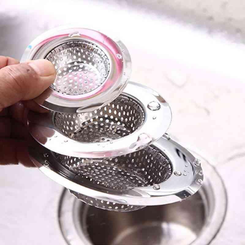 Sink, Shower Sewer, Floor Drain- Anti-blocking Strainer-hair Stopper And Catcher