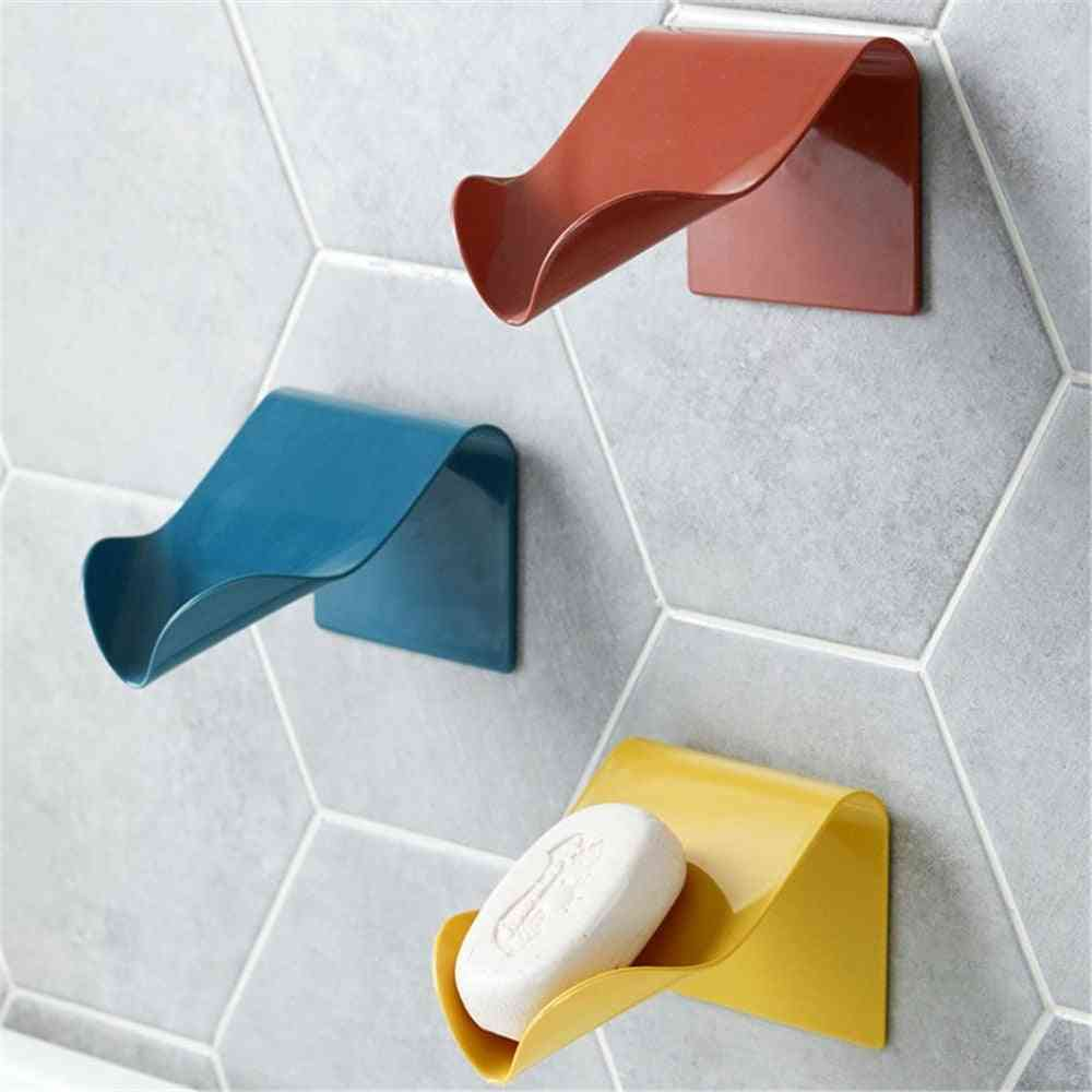 Portable Hanging Soap And Sponge Holder Tray