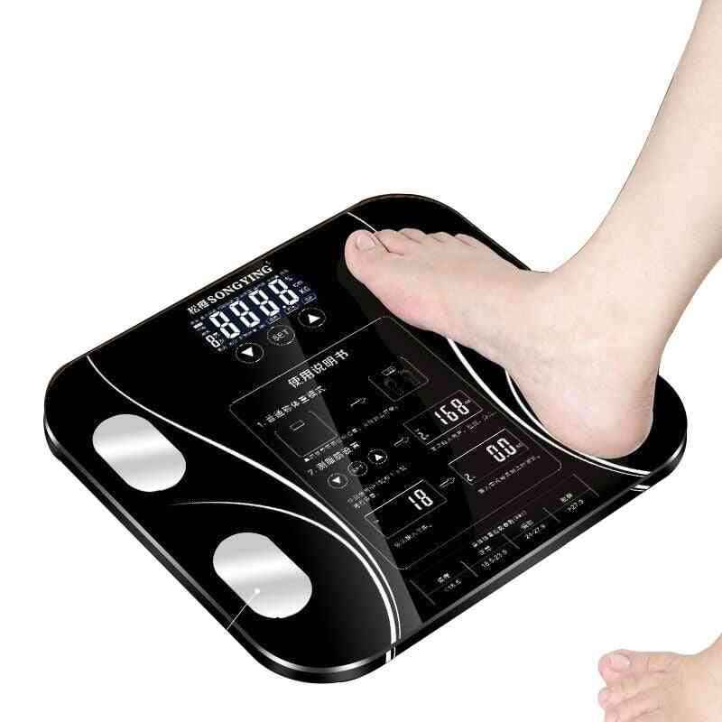 Body Smart Electronic Weights Scale For Home Bathroom With Digital Wifi