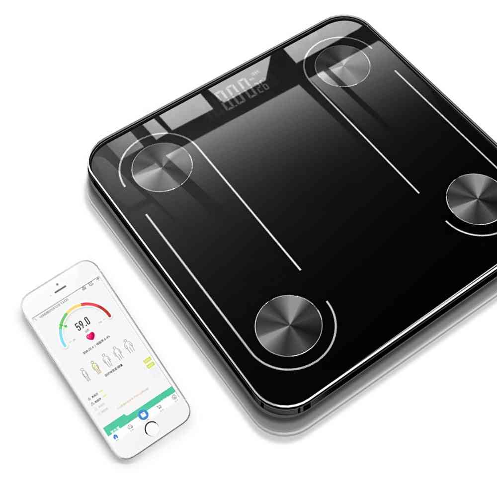 Electronic Digital Weight Scale With Wifi And Bluetooth