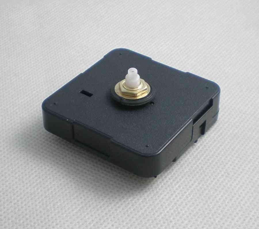 12mm Diy Quartz Clock Movement Kit - Spindle Mechanism Shaft Classic Hanging Black Watch Repair Replacement