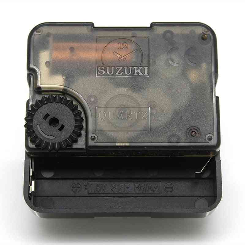 Classic Silent Clock Mechanism Movement Clockwork Repair Parts - Diy Home Accessories Japanese Quartz Clock Motor Hs88
