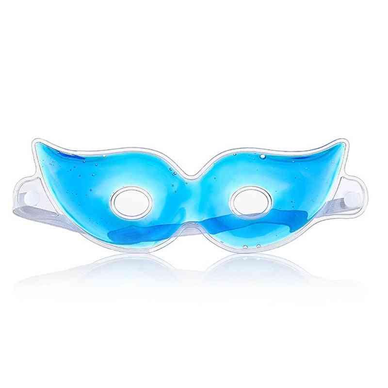 Sleep Eye Mask - Fatigue Relief Remove And Dark Circles Cold