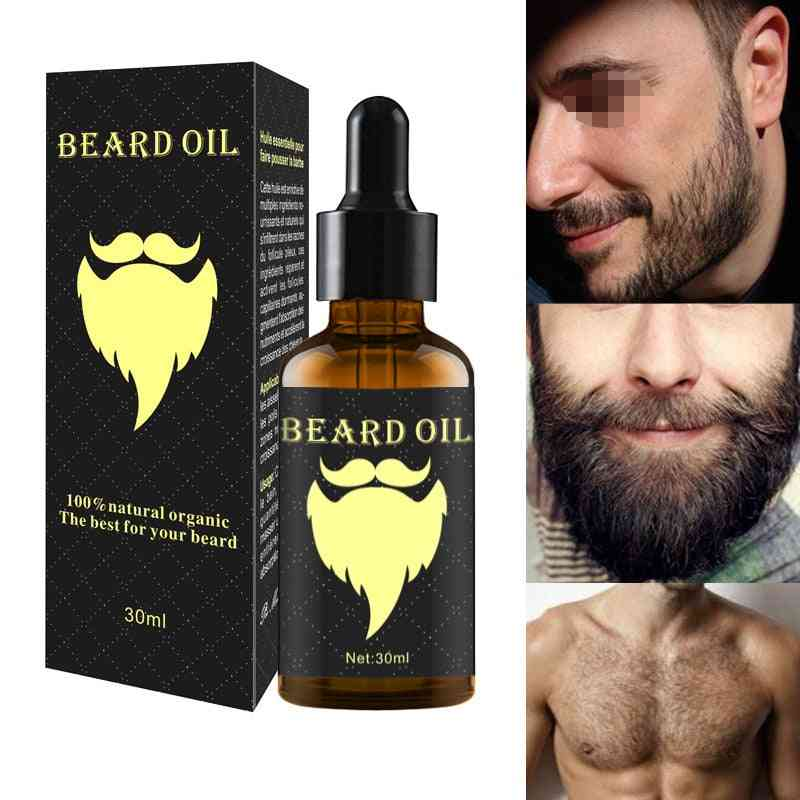 100%natural Accelerate Facial Hair Grow Beard - Essential Oil Hair And Beard Growth