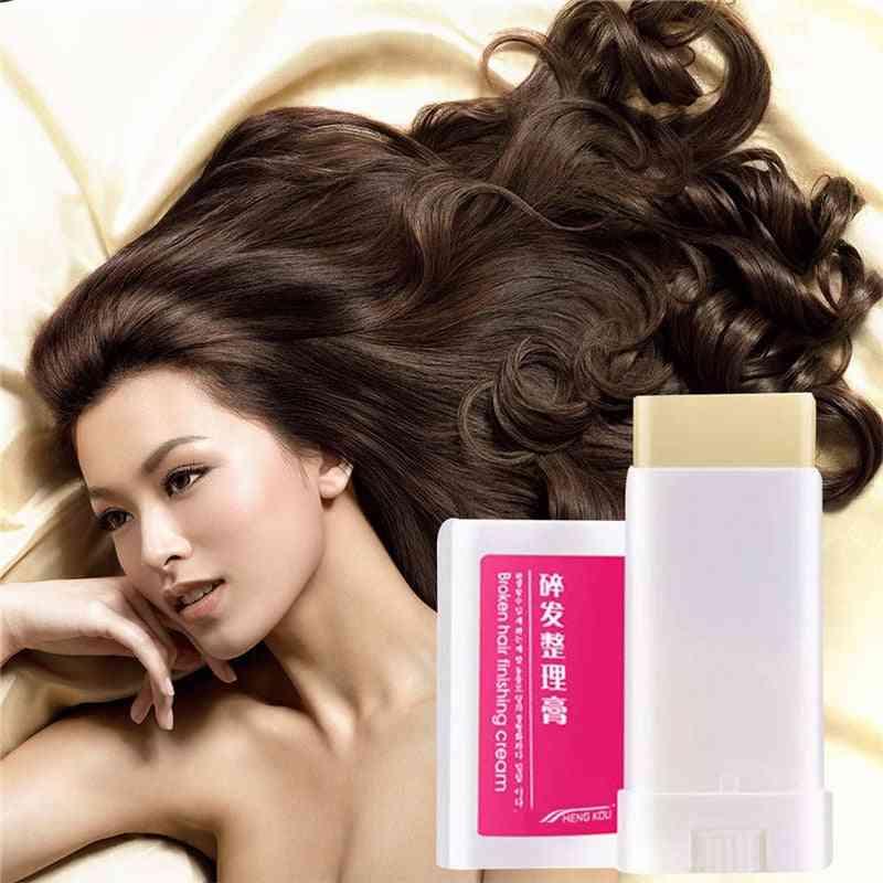 Women Small Broken Hair Essential Finishing Cream