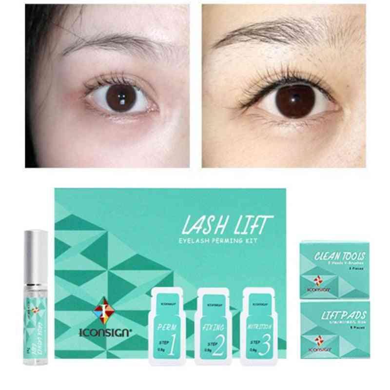 Eyelash Perm Kit For Perming Curing