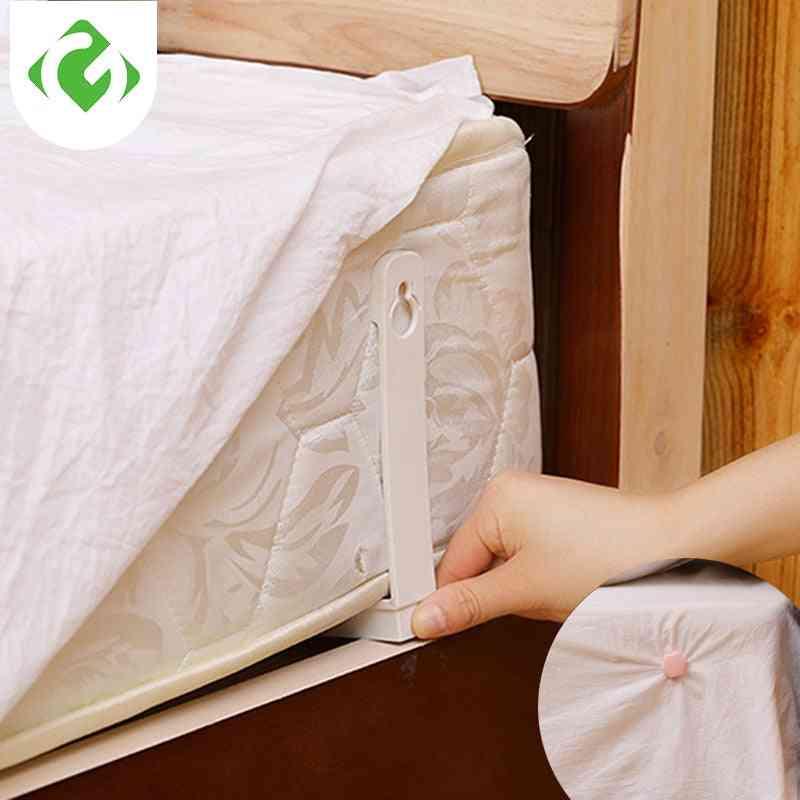 Bed Sheet Clip Belt Fastener Mattress Nonslip Quilt Covers Sheet Holders Gripper Fastener Clips For Bed Sofa