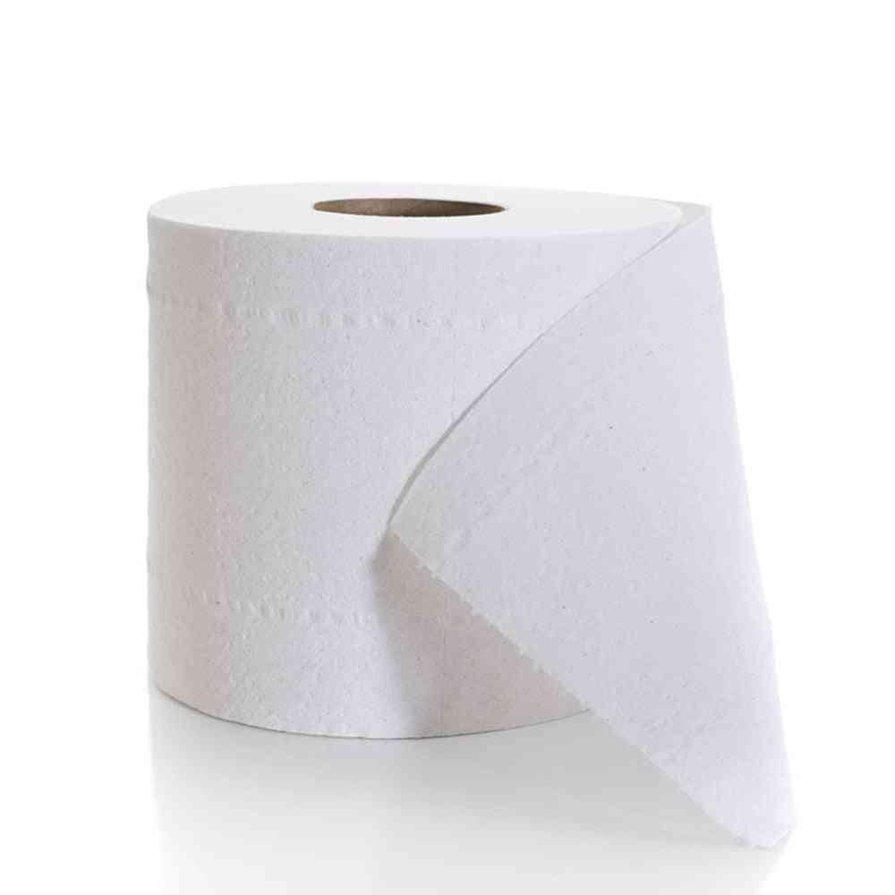 3 Ply Virgin Wood Pulp Toilet Tissue Paper