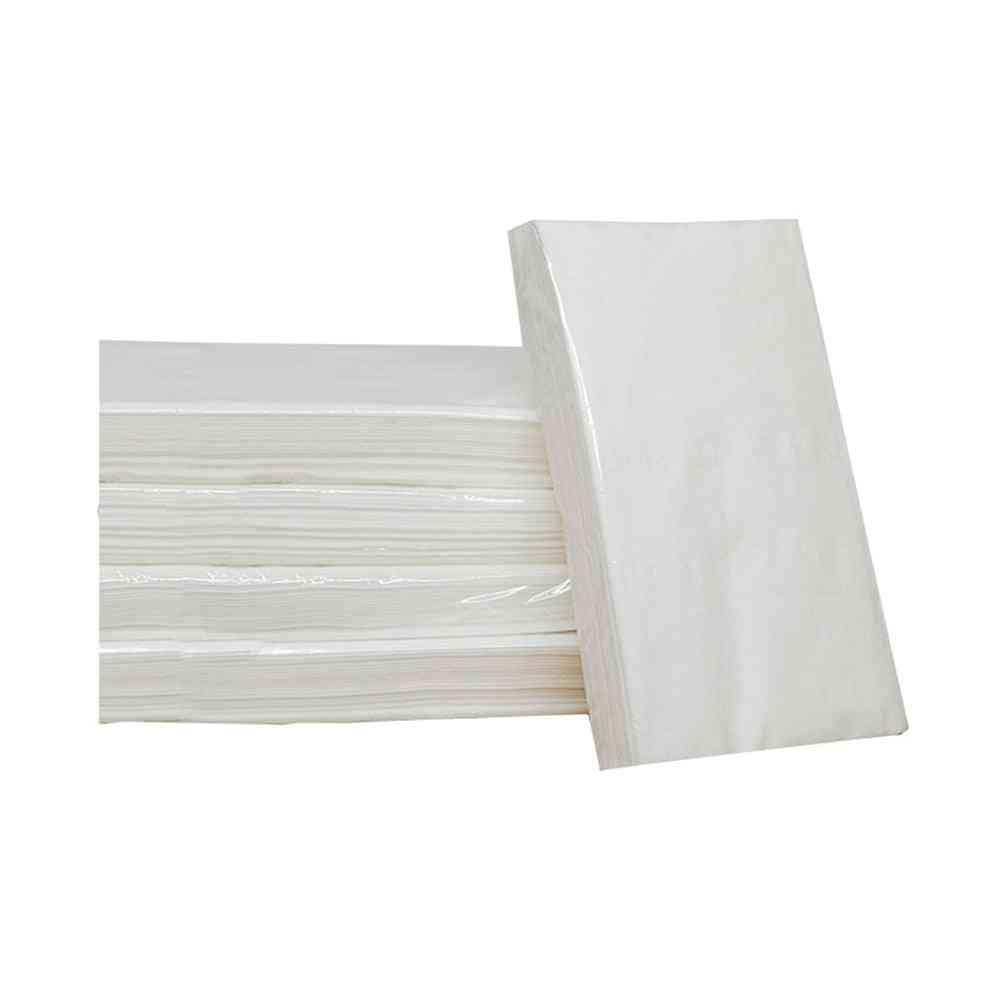 30pc Car Extractable Paper Tissue - Vehicle Hanging Sun Visor Paper , Artificial Napkin Refill Car Tissue Box
