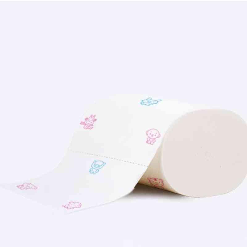 5 Ply Toilet Paper Bulk Rolls Bath Tissue Bathroom White Soft