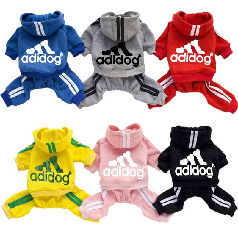 Dog Clothes Winter Warm Pet Dog Jacket Coat Puppy Clothing Hoodies For Small Medium Dogs Puppy Outfit