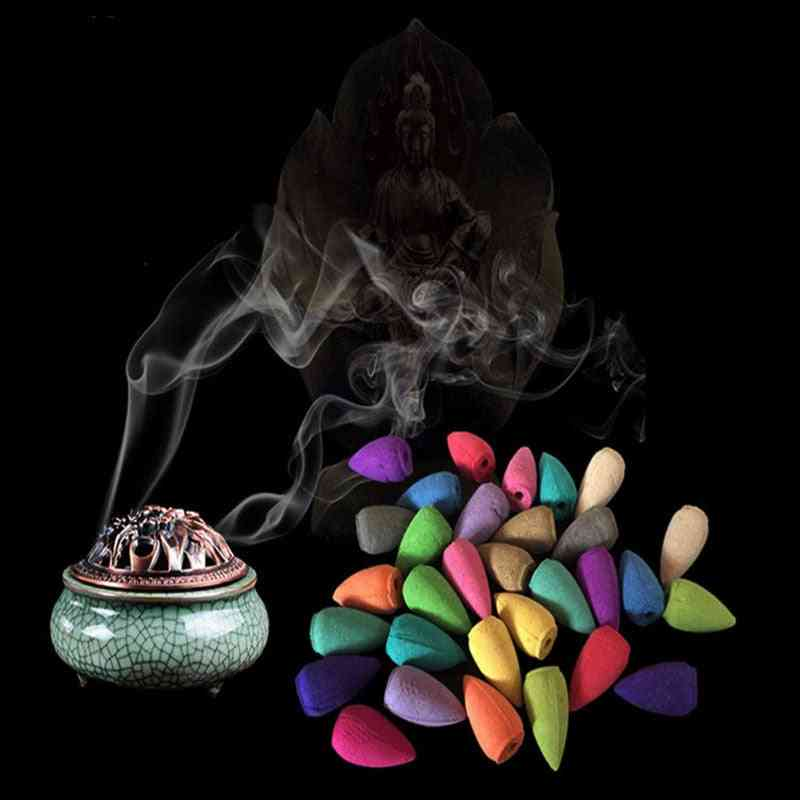 Aromatic Positive Energy Scent Backflow Incense Cones
