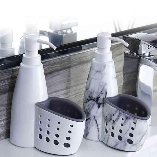 Multifunction Kitchen Bathroom Hand Liquid Soap Dispenser
