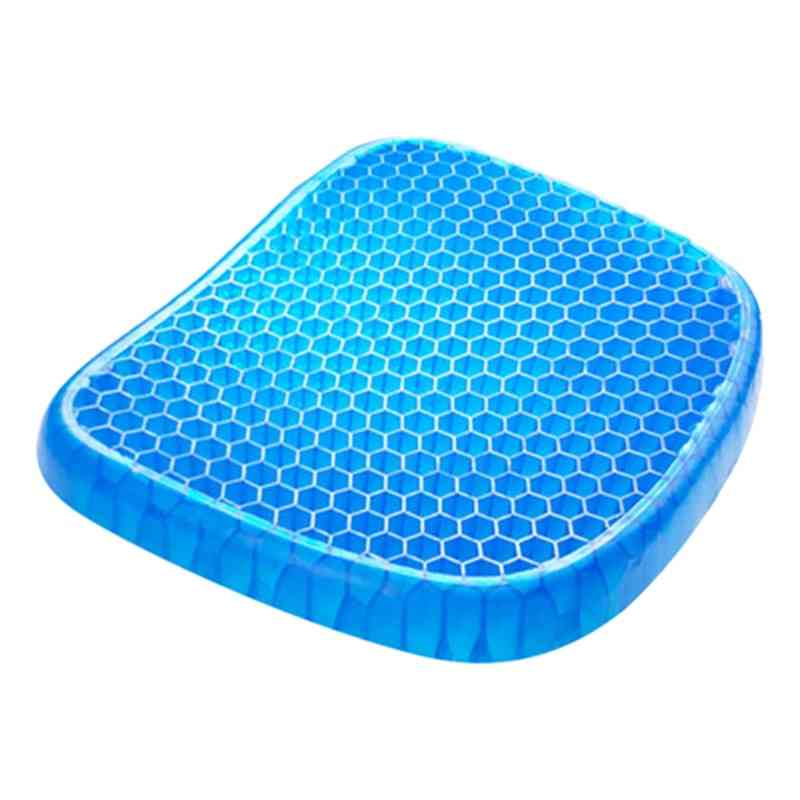 Nonslip Soft And Comfortable Ice Pad Gel Cushion For Outdoor, Office Chair, Massage