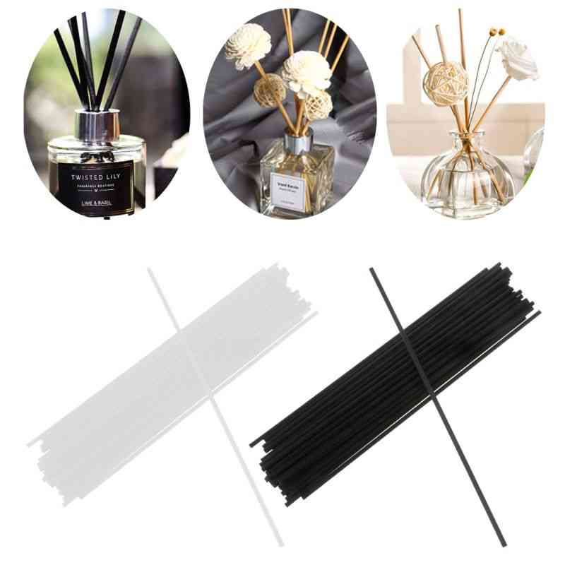Fiber Sticks Fragrance Diffuser, Aromatherapy, Volatile Rod For Home Decoration