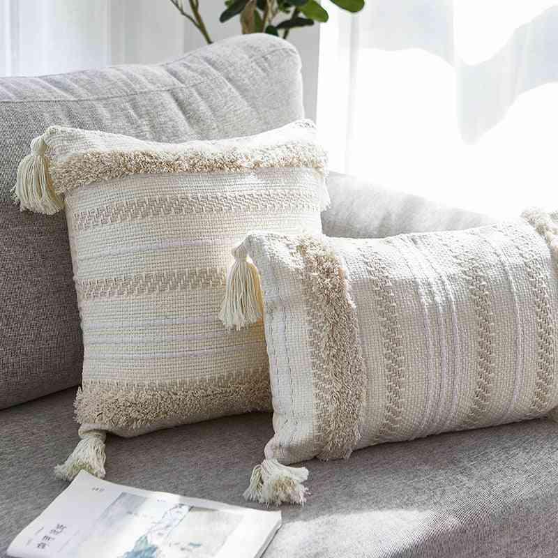 Minimalist Pillow, Chair Cushion - Modern Home Decor