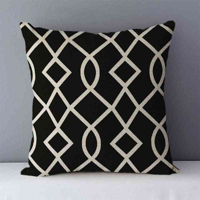 Geometric Couch Cushion / Pillows For Decoration