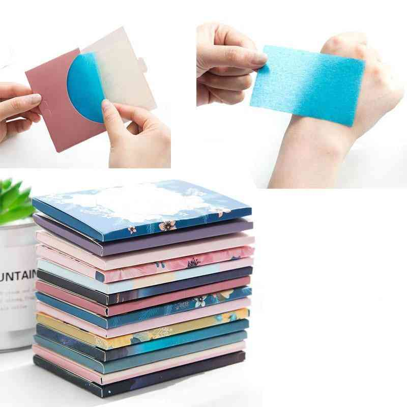 Oil Absorbing, Makeup Remover Tissue Papers-facial Cleanser