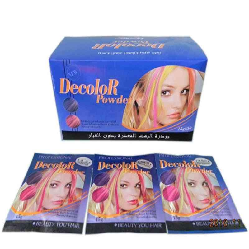 Bleaching Hair Dye Color - Hair Gradient Hair Cream Faded Powder Highlight