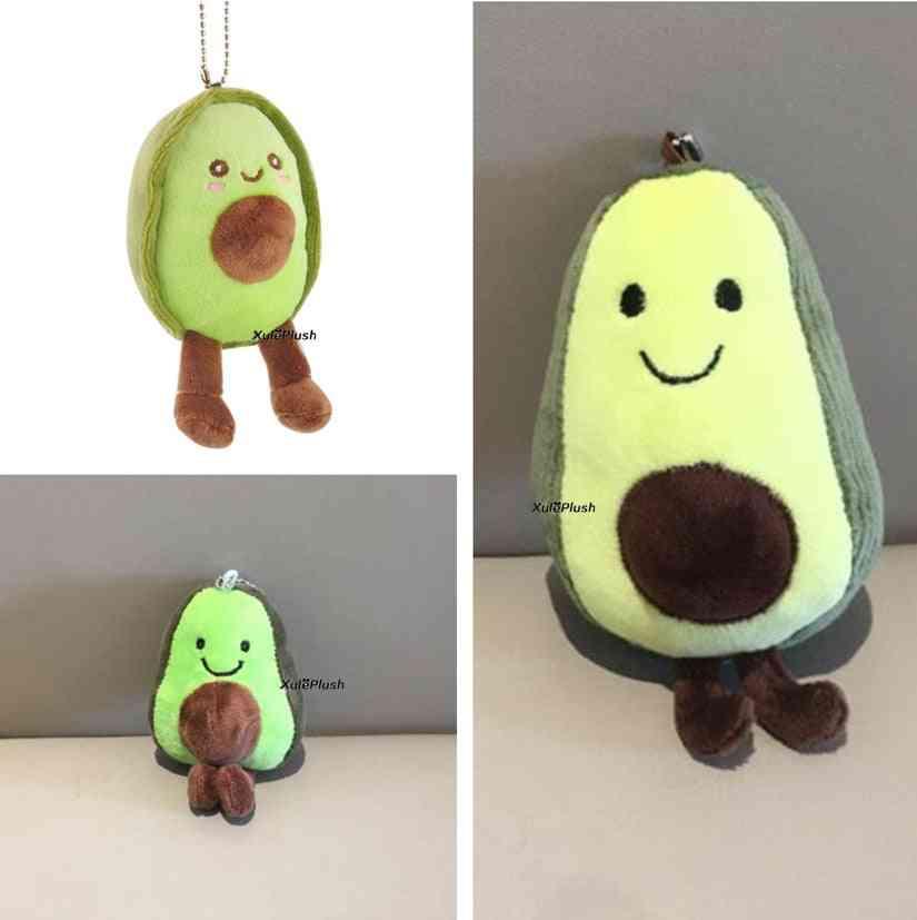 3sizes Fruit Plush Toy - Key Chain Gift Stuffed Plush Toy