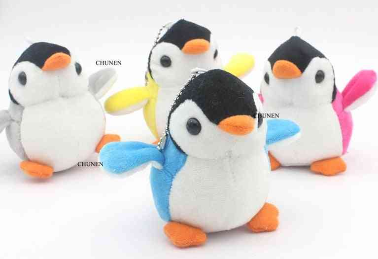 4colors - The Penguin 8cm Plush Stuffed Toy Doll For Wedding Bouquet
