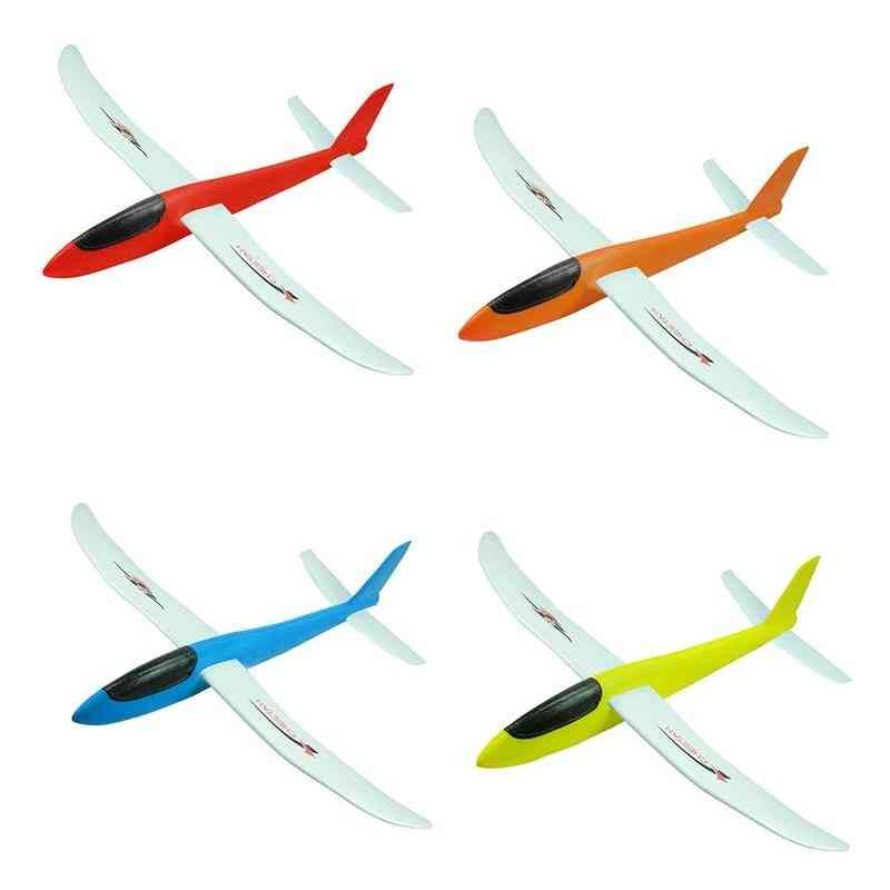 Epp Foam Flexible Durable Hand Launch Throwing Aircraft Plane For Outdoor Toy