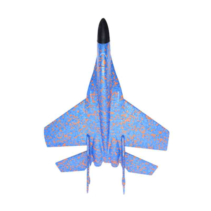 Hand Throwing Model Airplane -stunt Luminous Education & Epp Glide Fighter For