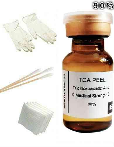 Tattoo Removal Acid Peel Kit, 90% Tca Remove Tattoos, Skin Tags, Moles & More