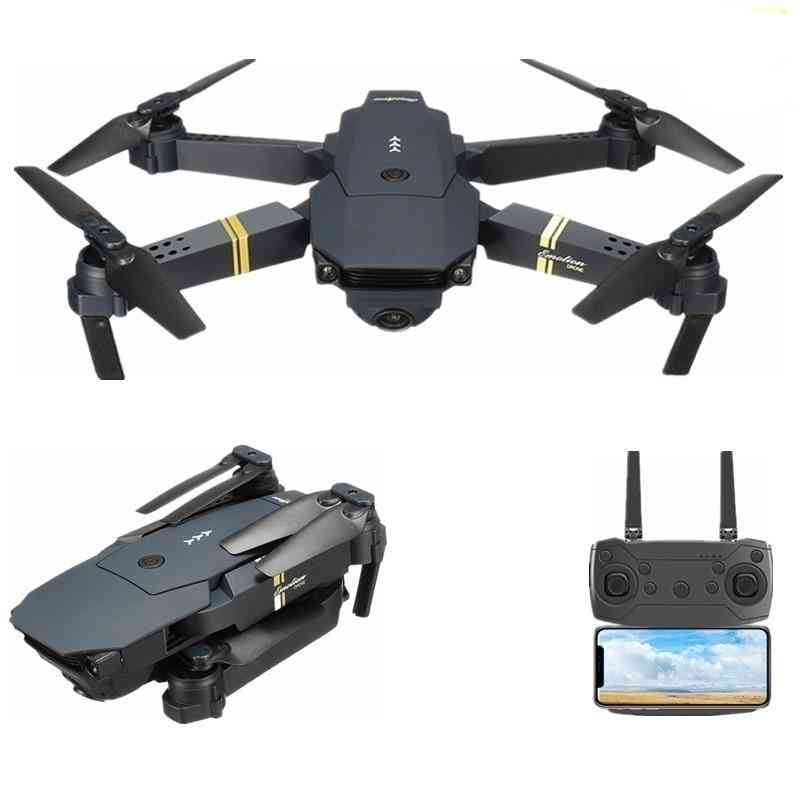 Rc 4k Hd, Fpv Gps Wifi Quadcopter, Foldable Helicopter Outdoor Aerial Drone