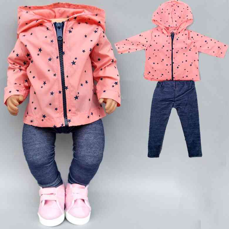 New Born Baby Doll Clothes-summer Clothing