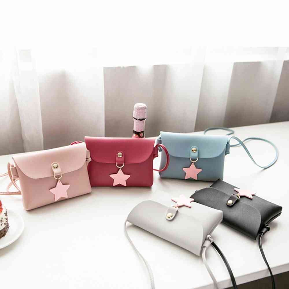 Girl Fashion Pu Leather Cross Body , Small Bag - Shoulder Bag For Women Fashion