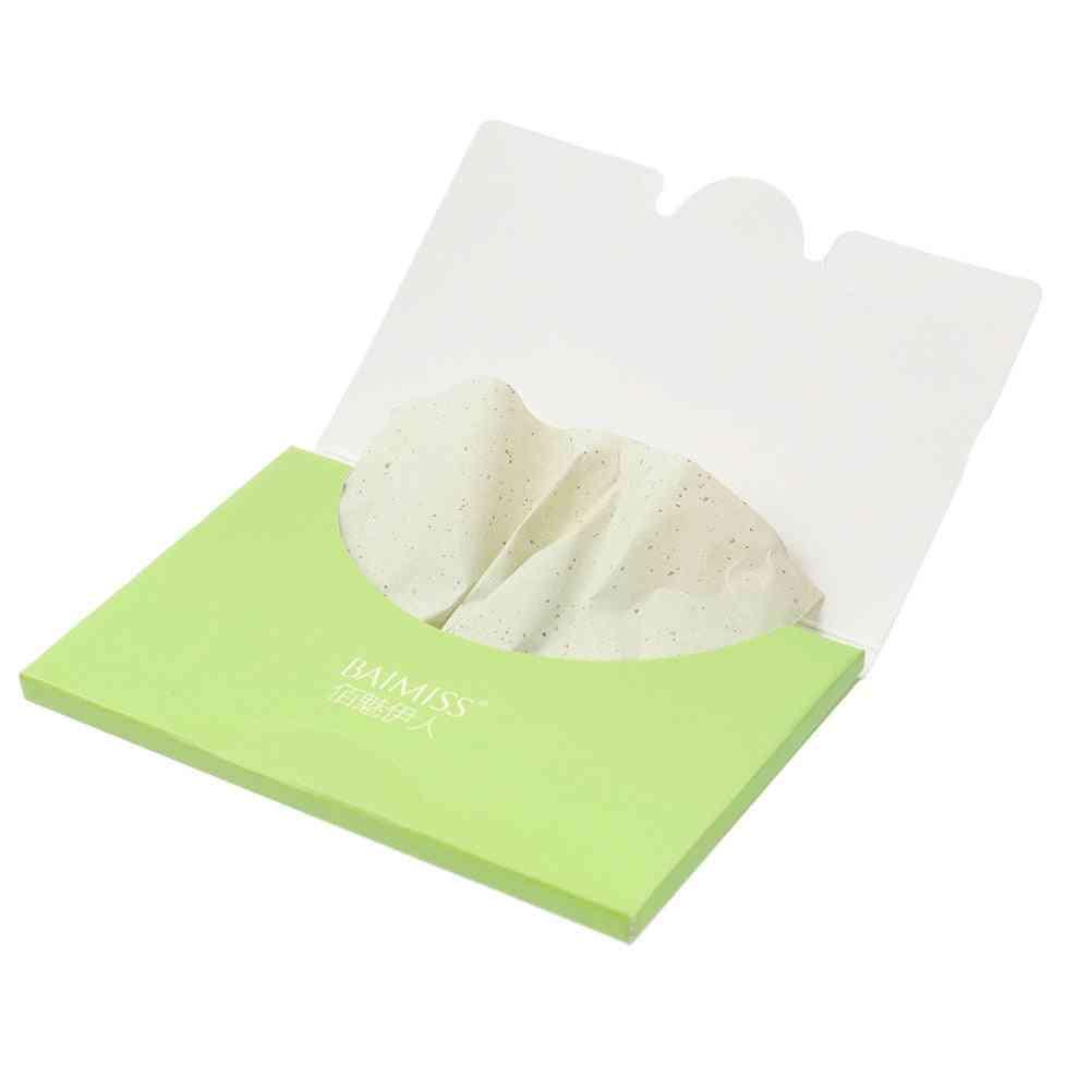 Green Tea  Fragrance, Oil Absorbing Face Paper