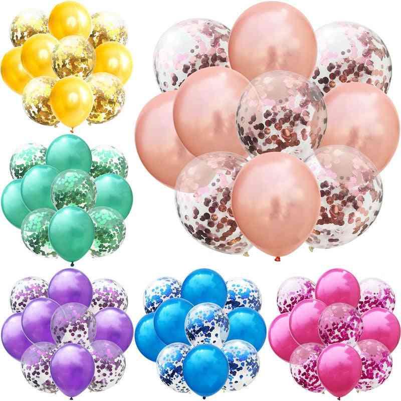 Party Propz Confetti Balloons Set