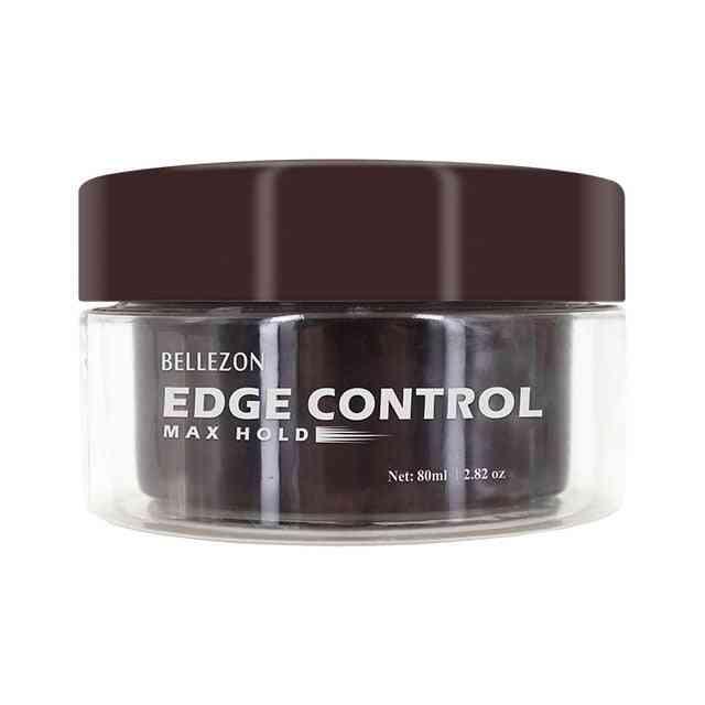 Refreshing Hair Oil Wax Cream, Long Lasting Hair Styling, Broken Hair Finishing, Anti Frizz Hair Gel